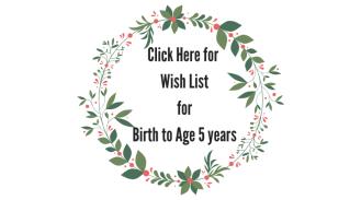 birth to 5 list