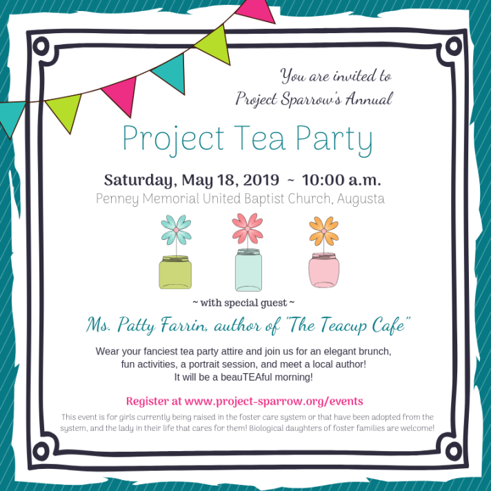 Project Tea party 2019